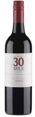 Quarisa 30 Mile South Eastern Australia Shiraz 2016